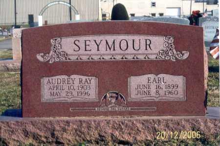 SEYMOUR, AUDREY - Ross County, Ohio | AUDREY SEYMOUR - Ohio Gravestone Photos