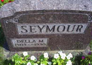 SEYMOUR, DELLA - Ross County, Ohio | DELLA SEYMOUR - Ohio Gravestone Photos