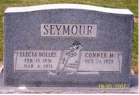 SEYMOUR, CONNER M. - Ross County, Ohio   CONNER M. SEYMOUR - Ohio Gravestone Photos
