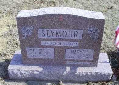 SEYMOUR, MILDRED I. - Ross County, Ohio | MILDRED I. SEYMOUR - Ohio Gravestone Photos