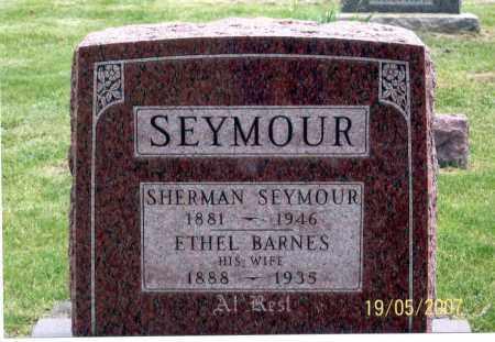 SEYMOUR, SHERMAN - Ross County, Ohio   SHERMAN SEYMOUR - Ohio Gravestone Photos