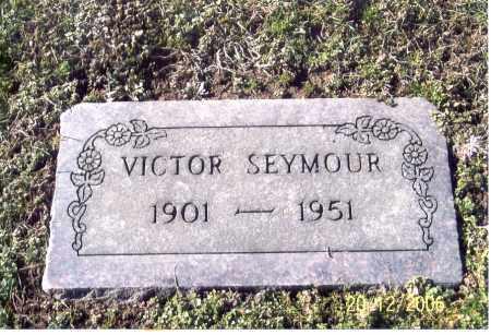 SEYMOUR, VICTOR - Ross County, Ohio | VICTOR SEYMOUR - Ohio Gravestone Photos