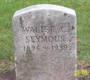 SEYMOUR, WALTER C. - Ross County, Ohio | WALTER C. SEYMOUR - Ohio Gravestone Photos