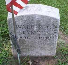 SEYMOUR, WALTER C. - Ross County, Ohio | WALTER C. SEYMOUR - Ohio Gravestone Photos