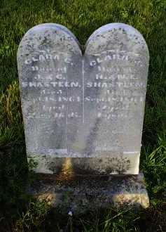 SHASTEEN, CLARA I. - Ross County, Ohio   CLARA I. SHASTEEN - Ohio Gravestone Photos