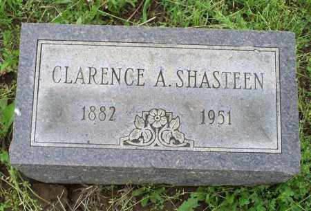 SHASTEEN, CLARENCE A. - Ross County, Ohio | CLARENCE A. SHASTEEN - Ohio Gravestone Photos
