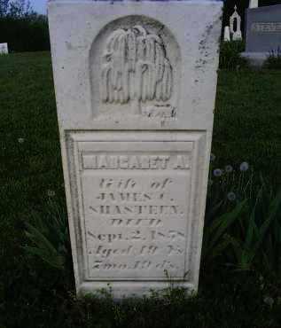 SHASTEEN, MARGARET - Ross County, Ohio | MARGARET SHASTEEN - Ohio Gravestone Photos