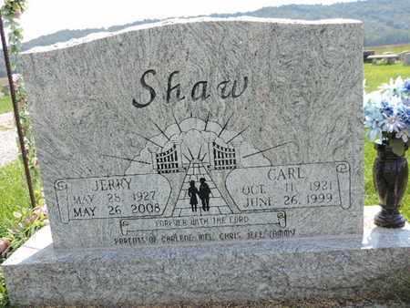 SHAW, JERRY - Ross County, Ohio | JERRY SHAW - Ohio Gravestone Photos