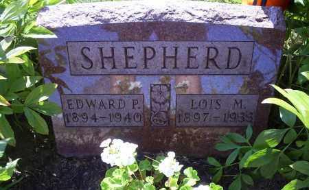 SHEPHERD, EDWARD PL - Ross County, Ohio   EDWARD PL SHEPHERD - Ohio Gravestone Photos