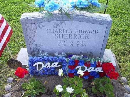 SHERRICK, CHARLES EDWARD - Ross County, Ohio | CHARLES EDWARD SHERRICK - Ohio Gravestone Photos