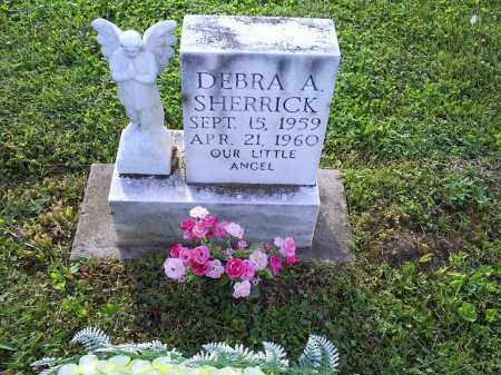 SHERRICK, DEBRA A. - Ross County, Ohio | DEBRA A. SHERRICK - Ohio Gravestone Photos