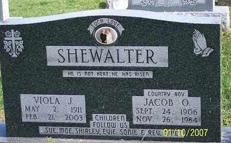 SHEWALTER, JACOB O. - Ross County, Ohio   JACOB O. SHEWALTER - Ohio Gravestone Photos