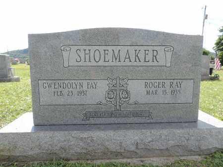 SHOEMAKER, GWENDOLYN FAY - Ross County, Ohio | GWENDOLYN FAY SHOEMAKER - Ohio Gravestone Photos