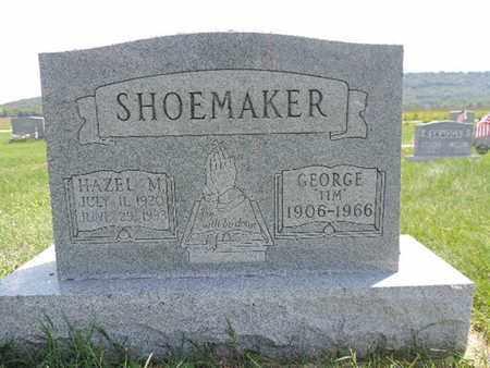 SHOEMAKER, HAZEL M - Ross County, Ohio | HAZEL M SHOEMAKER - Ohio Gravestone Photos