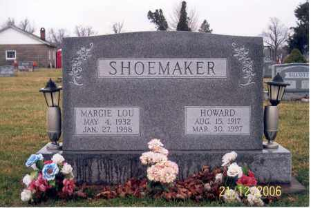 LOWERY SHOEMAKER, MARGIE LOU - Ross County, Ohio | MARGIE LOU LOWERY SHOEMAKER - Ohio Gravestone Photos