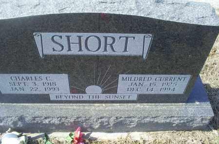 CURRENT SHORT, MILDRED - Ross County, Ohio | MILDRED CURRENT SHORT - Ohio Gravestone Photos