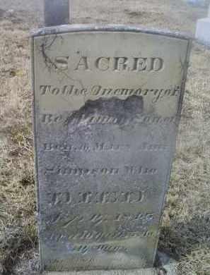 SIMPSON, BENJAMIN - Ross County, Ohio | BENJAMIN SIMPSON - Ohio Gravestone Photos