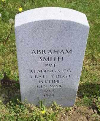 SMITH, ABRAHAM - Ross County, Ohio | ABRAHAM SMITH - Ohio Gravestone Photos