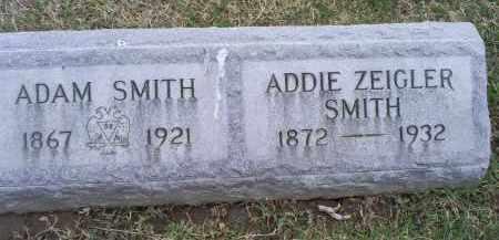SMITH, ADDIE - Ross County, Ohio | ADDIE SMITH - Ohio Gravestone Photos