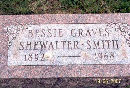 SMITH, BESSIE SHEWALTER - Ross County, Ohio | BESSIE SHEWALTER SMITH - Ohio Gravestone Photos