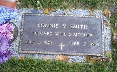 SMITH, BONNIE V. - Ross County, Ohio | BONNIE V. SMITH - Ohio Gravestone Photos