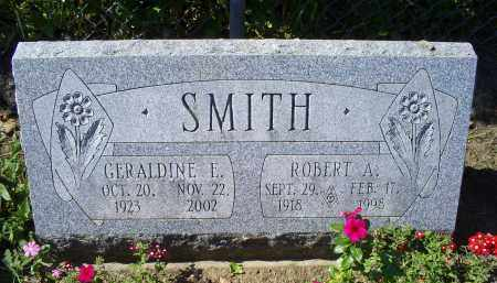 SMITH, ROBERT A. - Ross County, Ohio | ROBERT A. SMITH - Ohio Gravestone Photos