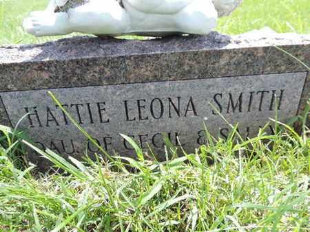 SMITH, HATTIE LEONA - Ross County, Ohio   HATTIE LEONA SMITH - Ohio Gravestone Photos