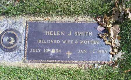 SMITH, HELEN J. - Ross County, Ohio | HELEN J. SMITH - Ohio Gravestone Photos