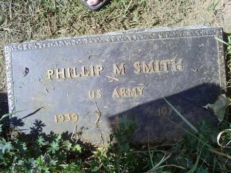 SMITH, PHILLIP M. - Ross County, Ohio | PHILLIP M. SMITH - Ohio Gravestone Photos