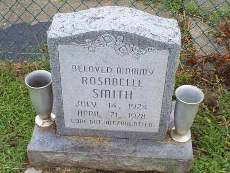 SMITH, ROSABELLE - Ross County, Ohio   ROSABELLE SMITH - Ohio Gravestone Photos