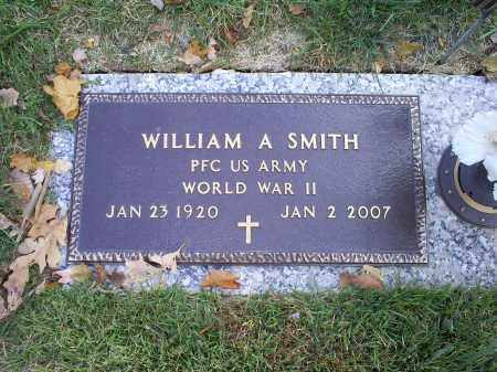 SMITH, WILLIAM A.. - Ross County, Ohio | WILLIAM A.. SMITH - Ohio Gravestone Photos