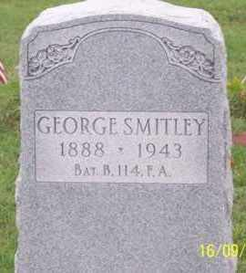 SMITLEY, GEORGE - Ross County, Ohio | GEORGE SMITLEY - Ohio Gravestone Photos