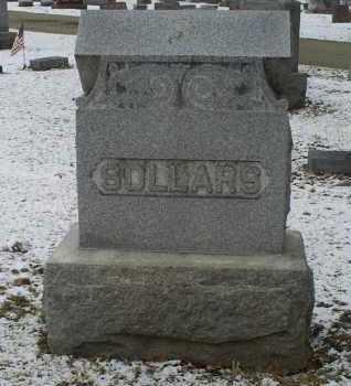 SOLLARS, MONUMENT - Ross County, Ohio | MONUMENT SOLLARS - Ohio Gravestone Photos