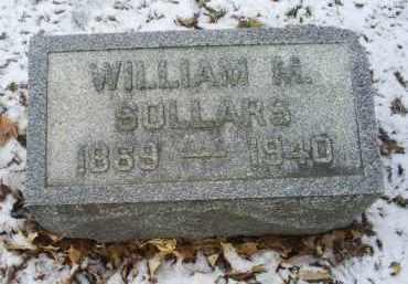 SOLLARS, WILLIAM M. - Ross County, Ohio | WILLIAM M. SOLLARS - Ohio Gravestone Photos