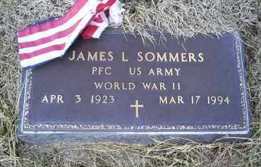 SOMMERS, JAMES L. - Ross County, Ohio | JAMES L. SOMMERS - Ohio Gravestone Photos