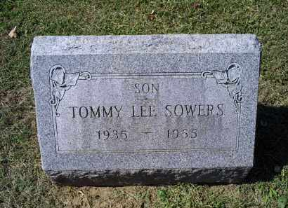 SOWERS, TOMMY LEE - Ross County, Ohio | TOMMY LEE SOWERS - Ohio Gravestone Photos