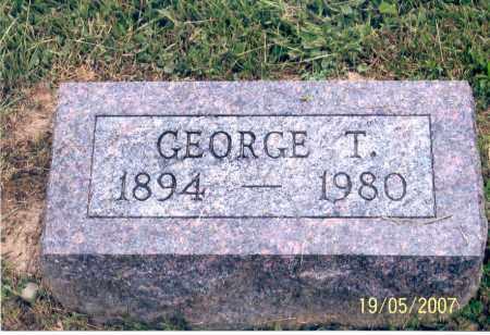 SPEAKMAN, GEORGE T. - Ross County, Ohio | GEORGE T. SPEAKMAN - Ohio Gravestone Photos