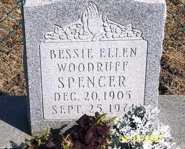 SPENCER, BESSIE ELLEN - Ross County, Ohio | BESSIE ELLEN SPENCER - Ohio Gravestone Photos