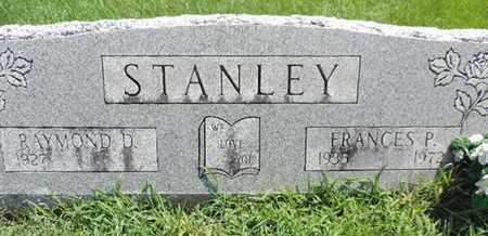 STANLEY, FRANCES P - Ross County, Ohio | FRANCES P STANLEY - Ohio Gravestone Photos