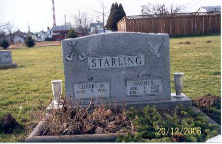 STARLING, NAOMI L. - Ross County, Ohio | NAOMI L. STARLING - Ohio Gravestone Photos