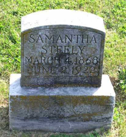 STEELY, SAMANTHA - Ross County, Ohio   SAMANTHA STEELY - Ohio Gravestone Photos