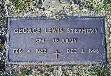 STEPHENS, GEORGE LEWIS - Ross County, Ohio | GEORGE LEWIS STEPHENS - Ohio Gravestone Photos