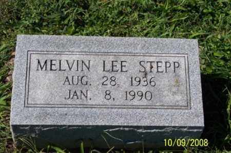 STEPP, MELVIN LEE - Ross County, Ohio | MELVIN LEE STEPP - Ohio Gravestone Photos