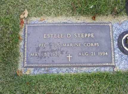 STEPPE, ESTELE D. - Ross County, Ohio | ESTELE D. STEPPE - Ohio Gravestone Photos