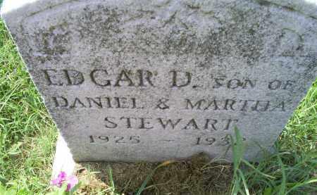 STEWART, EDGAR D. - Ross County, Ohio | EDGAR D. STEWART - Ohio Gravestone Photos