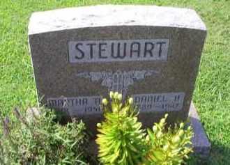 STEWART, MARTHA A. - Ross County, Ohio   MARTHA A. STEWART - Ohio Gravestone Photos