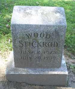 STICKROD, WOOD - Ross County, Ohio | WOOD STICKROD - Ohio Gravestone Photos
