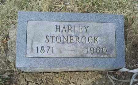 STONEROCK, HARLEY - Ross County, Ohio | HARLEY STONEROCK - Ohio Gravestone Photos