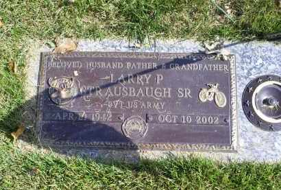 STRAUSBAUGH, LARRY P. SR. - Ross County, Ohio | LARRY P. SR. STRAUSBAUGH - Ohio Gravestone Photos