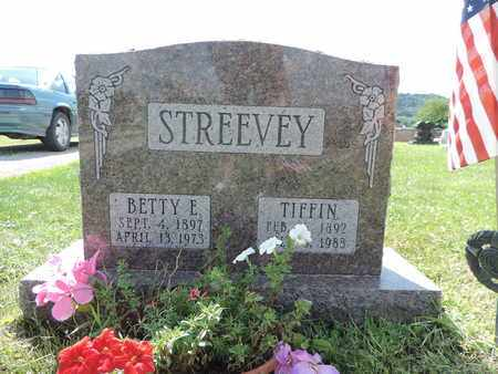 STREEVEY, BETTY E. - Ross County, Ohio | BETTY E. STREEVEY - Ohio Gravestone Photos